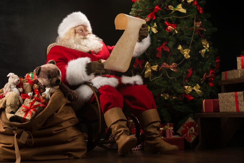 Skąd się wziął święty Mikołaj?
