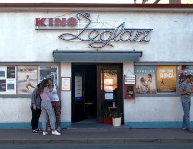 Fot. z arch. kina Żeglarz